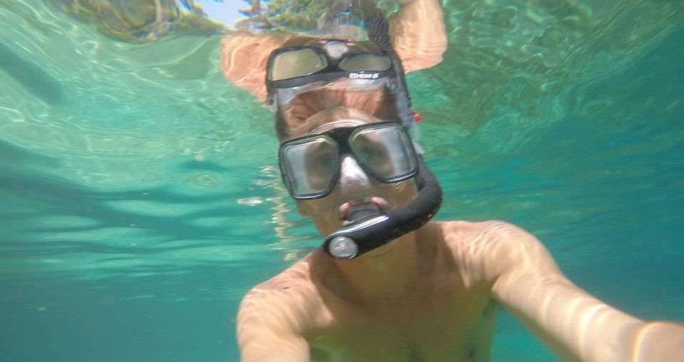 Snorkeling In The Rainbow River